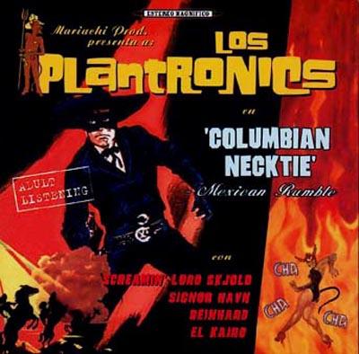 Columbian Necktie - Mexican Rumble