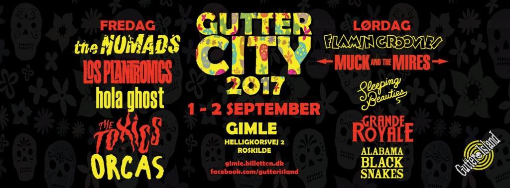 Gutter City 2017