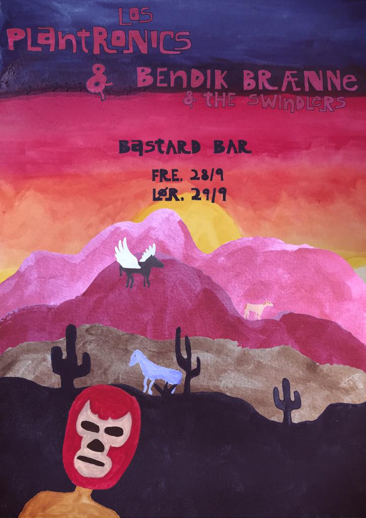 Los _ BB plakat Bastard A3